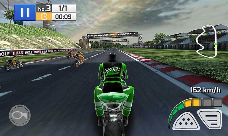 Real Bike Racing Screenshot 2