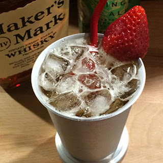 Strawberry Ginger Julep