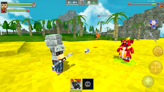 Free Pixelmon Hunter APK for Windows 8