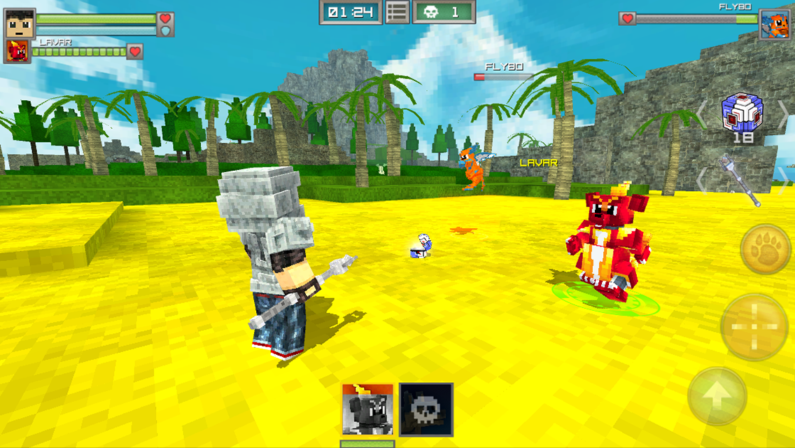 Pixelmon Hunter Screenshot 11
