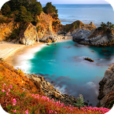 Big Sur Live Wallpaper