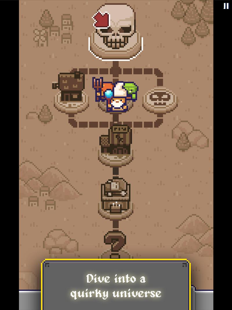King Crusher – a Roguelike Game Screenshot 13