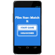 Film Stars - Match it Puzzle