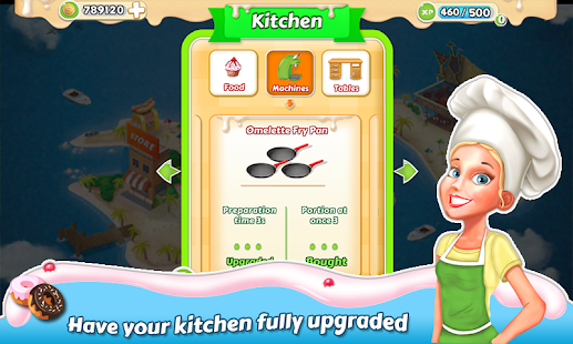 Breakfast Cooking Mania- screenshot thumbnail