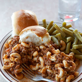 American Chop Suey With Tomato Sauce Recipes