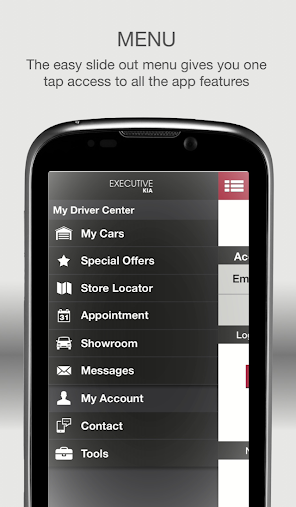 My Executive KIA APK