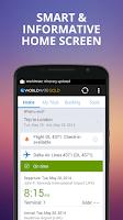 Screenshot of WorldMate