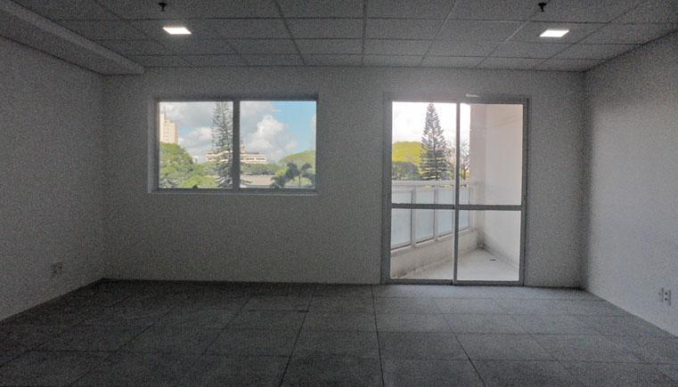 Sala, Chácara Santo Antônio (zona Sul), São Paulo (SA0946) - Foto 3