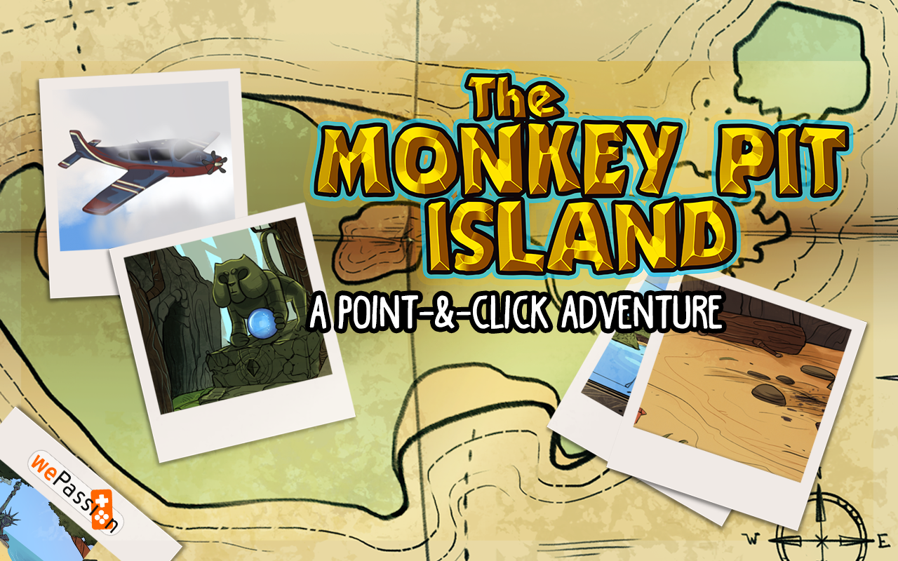The Monkey Pit Island - Survive the treasure curse Screenshot 8