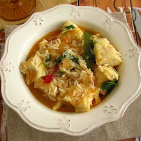 Monkfish Rice (fisherman Style)
