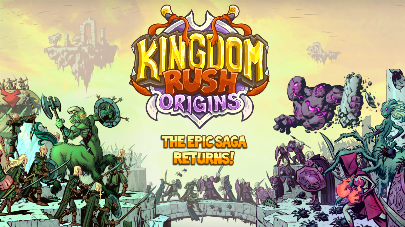 Kingdom Rush Origins 2.0.4 APK 1