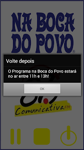 Na Boca do Povo - screenshot