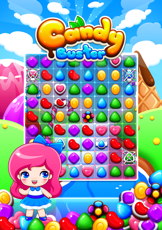 Candy Busters Screenshot 1
