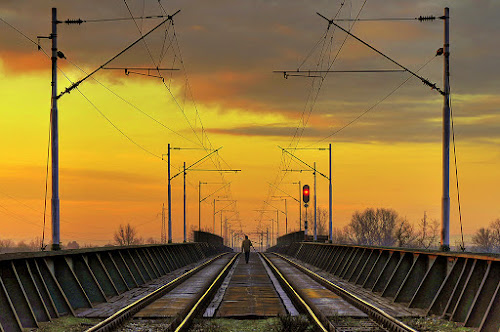 by Miro Cindrić - Travel Locations Railway