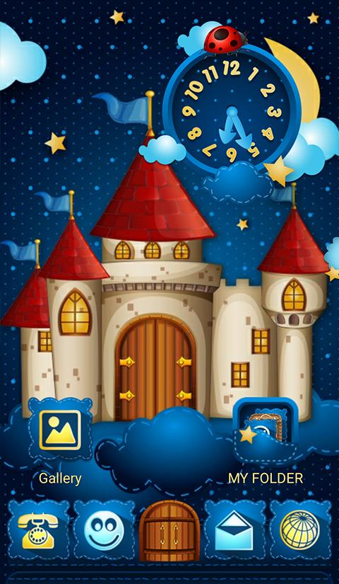 TSF NEXT MAGIC LULLABY THEME Screenshot 1
