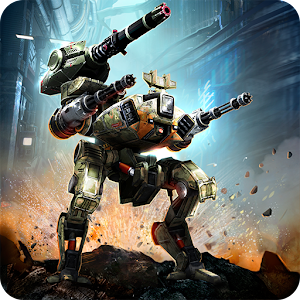 Cover art Walking War Robots