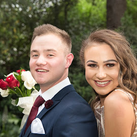 Prom day by Susan Pretorius - People Couples