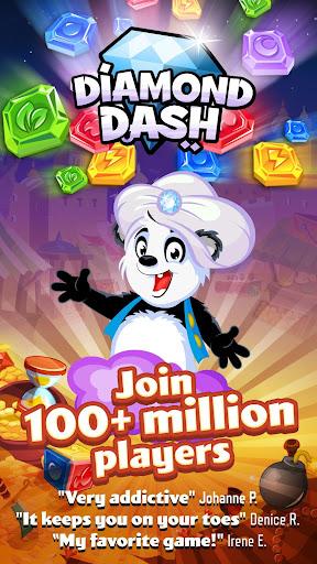 Diamond Dash Match 3: Award-Winning Matching Game screenshot 5