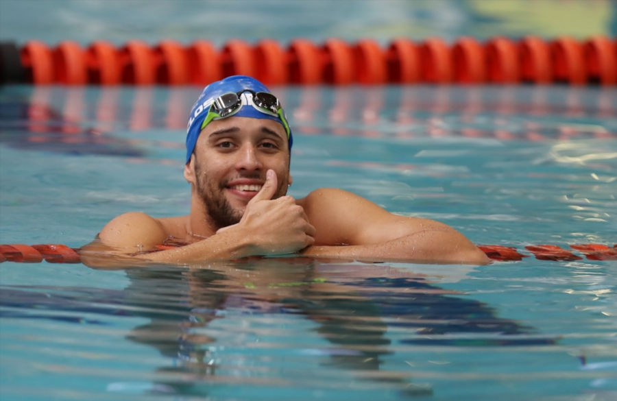 Chad le Clos upset as he loses shot at Commonwealth Games medal record