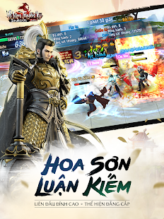 Game Võ Lâm Truyền Kỳ Mobile - VNG APK for Windows Phone