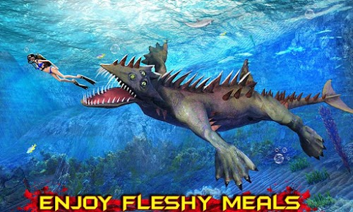 Ultimate Sea Monster 2016 APK