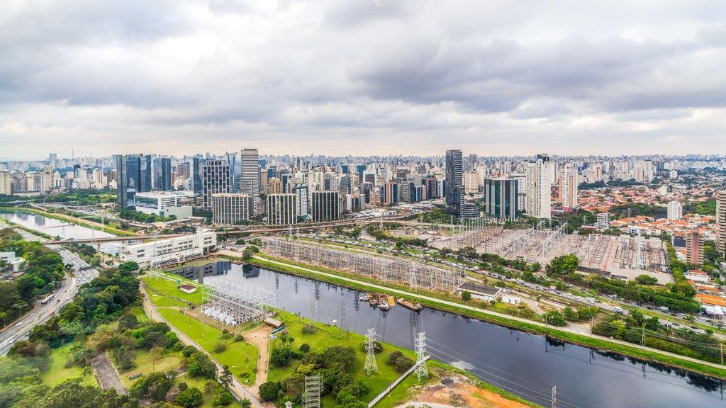 Apartamento Padrão à venda, Cidade Jardim, São Paulo