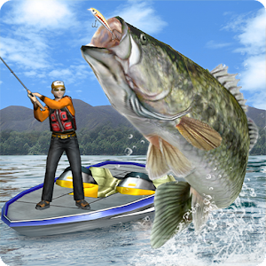 Bass Fishing 3D for Android TV