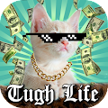 App Thug Life Photo Stickers Maker apk for kindle fire