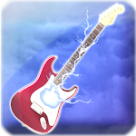 Power guitar HD - chords, guitar solos, palm mute Icon