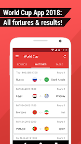 World Cup App 20  - Live Scores & Fixtures Apk Download Free for PC, smart TV