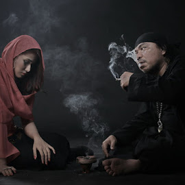 The Shaman by DODY KUSUMA  - Professional People Business People
