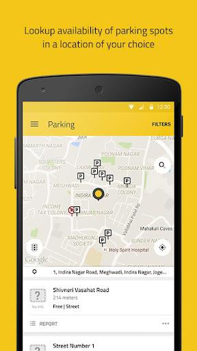 Traffline: Traffic & Parking screenshot 8