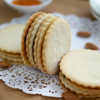 Apricot Almond Cookies Recipes