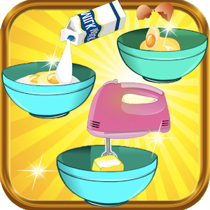 Cook Cake Story -Cooking Game
