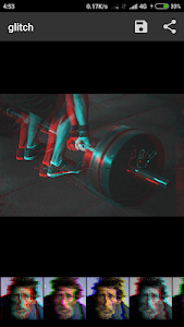 Glitch GIF Effect - Animated Photo Editor 1.1.1