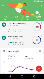 App Google Fit - Fitness Tracking apk for kindle fire