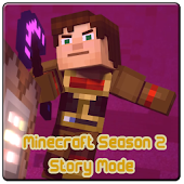 Download New Guide Minecraft Season 2 Story Mode APK for Android Kitkat