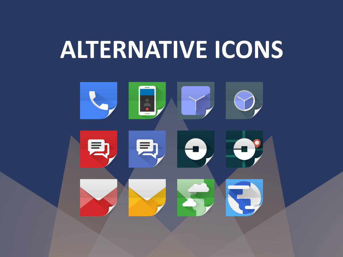 Dobrado - Icon Pack Screenshot 4