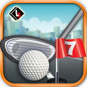Mini Street Golf 2016 APK for Bluestacks