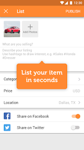 App 5miles: Local Buy & Sell Stuff APK for Windows Phone