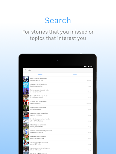Inshorts - News Summary in 60 words screenshot 19