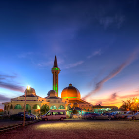 Masjid Serusop by Mohamad Sa'at Haji Mokim - Buildings & Architecture Places of Worship ( mosque )