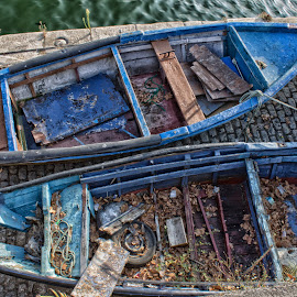 by Tracey Dolan - Transportation Boats