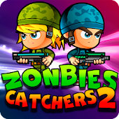 Zombie Catchers 2 new 🌟 icon