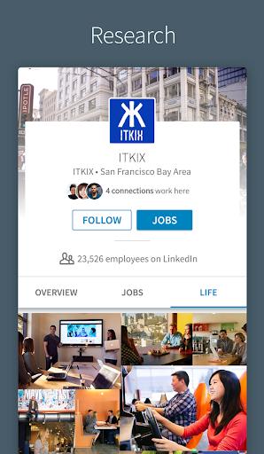 LinkedIn screenshot 5