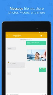 App ooVoo Video Call, Text & Voice APK for Kindle