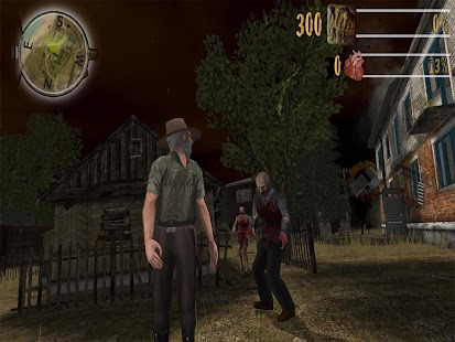 Zombie Fortress Pro Screenshot