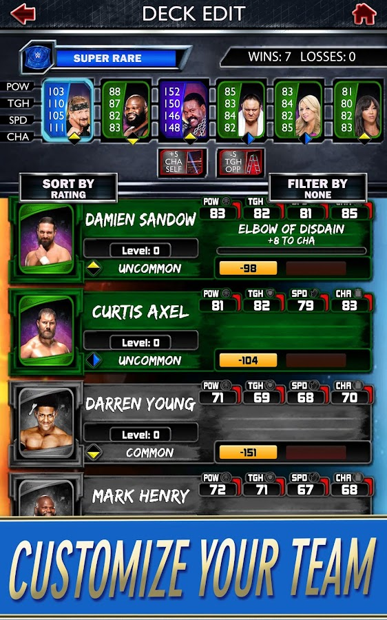 WWE SuperCard Screenshot 12