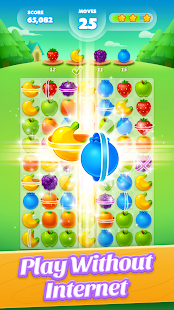 Fruit Blast - Friendly Match 3 Game