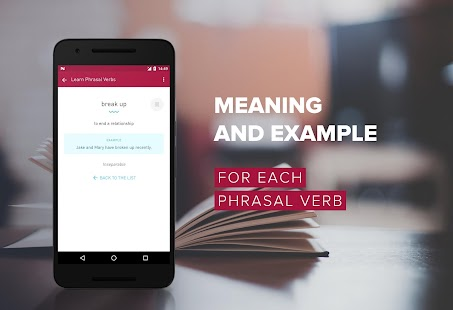 Download English Phrasal Verbs APK for Android Kitkat
